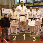 JUDO: Daniel Natea, medaliat cu aur la Openul României