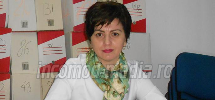 Oana Năstase, purtător de cuvânt APIA Dâmboviţa