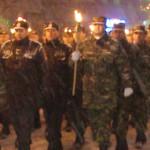 CEREMONIAL: Garnizoana Târgovişte organizează, în această seară, retra...