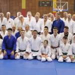 FOTO: Revedere emoţionantă între fostele glorii ale judo-ului târgoviş...