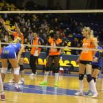 VOLEI: CSM Târgovişte o înfruntă pe Dinamo în sferturile Cupei