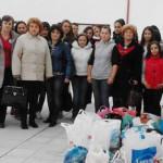 GEST: Voluntari în sprijinul bătrânilor nevoiaşi de pe Valea Dâmboviţe...