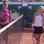 TENIS: Andrada Stanciu, locul 2 la Cupa de iarnă Tenski-Sports