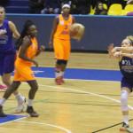 BASCHET: Andreea Olah, singura jucătoare de la CSM Târgovişte convocat...
