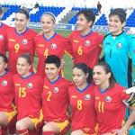 FOTBAL FEMININ: Trio dâmboviţean selecţionat în naţionala României