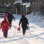 DÂMBOVIŢA: Localităţile unde  nu se învaţă luni, 18 ianuarie 2016