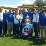 FOTBAL: FC România s-a calificat în semifinalele Challenge Cup
