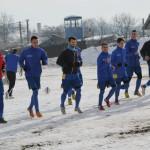 FOTBAL: Flacăra Moreni a reluat antrenamentele