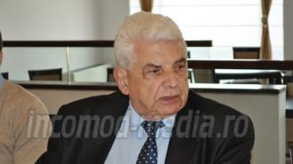 Gelu Rusescu - preşedinte CCI Dâmboviţa din anul 1996