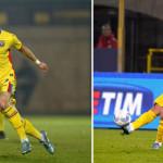 FOTBAL: Ivan şi Tănase, goluri pentru România în amicalul cu Torpedo K...