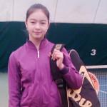 TENIS: Oana Marinescu luptă pentru medalia de bronz la Naţionalele de ...
