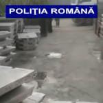 UPDATE: Ce au găsit poliţiştii acasă la românii care furau mărfuri pri...