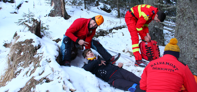 salvare persoane munte 1