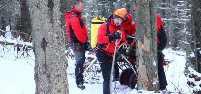 salvare persoane munte 2