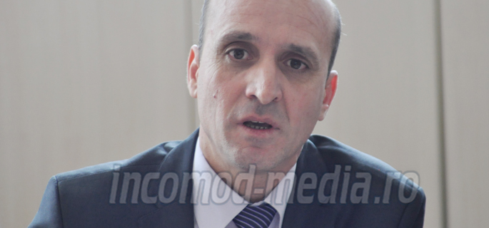 prof. Sorin Ion - inspector şcolar general ISJ Dâmboviţa
