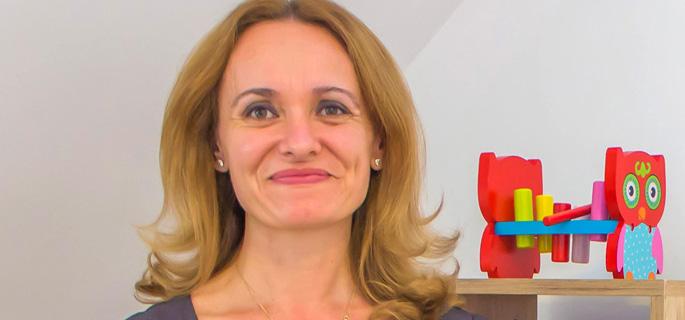 Geanina Cucu Ciuhan - doctor în psihologie