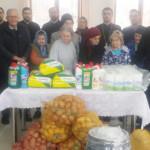 GEST: Arhiepiscopia Târgoviştei sprijină săptămânal instituţiile de as...