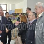 DÂMBOVIŢA: Ambasadorul Poloniei, impresionat de campusul Universităţii...