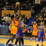BASCHET: CSM Târgovişte, la un pas de calificarea în semifinalele LNBF