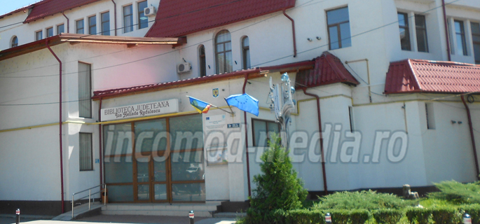 biblioteca IH Radulescu