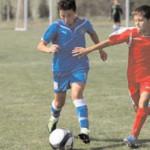 FOTBAL: Juniorii de la FCM Târgovişte se pregătesc pentru returul camp...