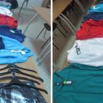 DÂMBOVIŢA: Brăileni, prinşi după ce au furat haine dintr-un magazin di...