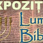 """DÂMBOVIŢA: """"Lumea Bibliei"""", expoziţie şi conferinţe cu publi..."""