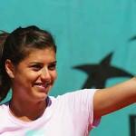 TENIS: Sorana Cîrstea s-a calificat în semifinalele turneului WTA de l...
