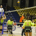 VOLEI: CSM Târgovişte, aproape de calificarea în semifinalele Cupei Ro...