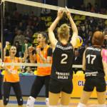 VOLEI: CSM Târgovişte încheie sezonul regulat împotriva lui Dinamo Buc...