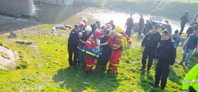 accident pod ialomita 5