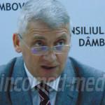 ALEGERI: Adrian Ţuţuianu va conduce încă 4 ani Consiliul Judeţean Dâmb...
