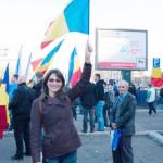 VIDEO: Muzica Unirii Basarabiei cu România se cântă la Târgovişte
