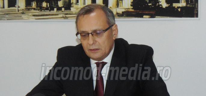 Antonel Jîjîie - prefect judeţul Dâmboviţa