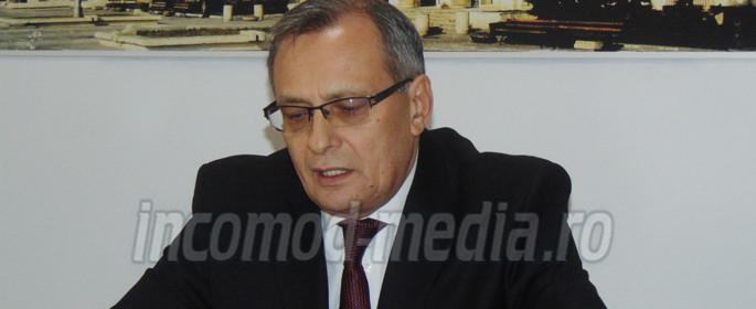 Antonel Jîjîie - prefectul judeţului Dâmboviţa