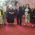 DÂMBOVIŢA: Tudorică Răducanu, petrecere de 8 martie pentru doamnele di...