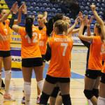 VOLEI: CSM Târgovişte s-a calificat în semifinalele Cupei României