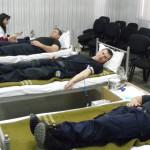 GEST: Jandarmii argeşeni au donat din nou sânge. Să le urmăm exemplul!