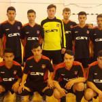 FOTBAL: Liceul Nucet s-a calificat în faza zonală a Olimpiadei Sportul...