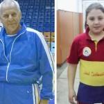 LUPTE: Elena Nae şi Andreea Minescu, de la CSŞ Târgovişte, pregătiri c...