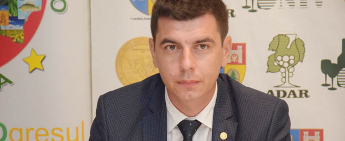 Florian-Emil Dumitru, preşedinte PRO AGRO (Sursa foto: ziarulunirea.ro)