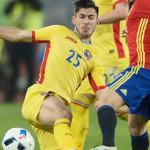 """FOTBAL: Andrei Ivan, trei selecţii sub """"tricolor"""" în şapte zile"""
