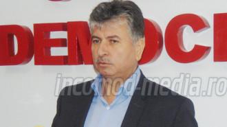Marian Ţachianu - primarul comunei Braniştea