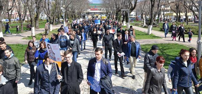 mars pentru viata 1