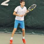 TENIS: Radu Papoe, eliminat în semifinale la Cupa Major
