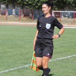 ARBITRAJ: Petruţa Iugulescu, asistent 1 de două ori în Olanda!