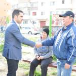 ALEGERI: Ciprian Prisăcaru le propune târgoviştenilor să dezvolte oraş...