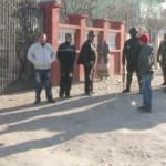 PERCHEZIŢII: Poliţiştii i-au potolit pe romii din Teţcoiu cu focuri de...