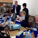 AJPIS Dâmboviţa, model de bune practici pentru Ucraina, în domeniul po...