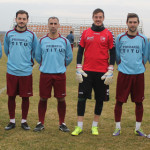 FOTBAL: Urban Titu a achiziţionat 11 jucători pentru retur